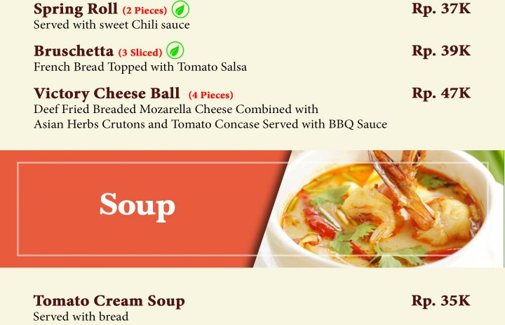 14) appetizer & soup
